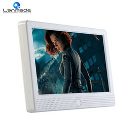 Wholesale advertising cards - 10 inch 1080p usb memory card slot mp4 digital player user manual marketing advertising lcd display panels video player
