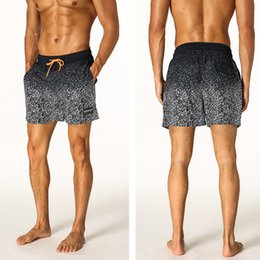 89b8e9ad68e5b New Quick Dry Mens Swim Shorts Summer Mens Board Shorts Surf Swimwear Beach  Short For Men Athletic Surfing Boardshorts mens boardshorts swimwear swim  for ...