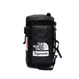 hombres elegantes bolsas de viaje Rebajas Nuevo Diseñador Duffel Bags Women Men Brand Shoulders Bag Elegante Bolsa de Viaje Equipaje de Gran Capacidad Bolsa de Deporte de Gran Capacidad