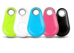 Mini buscador inteligente Bluetooth Tracer Pet Child Etiqueta de localización GPS Alarma Monedero Rastreador de llaves Enviar en 1 día DHL GRATIS desde fabricantes