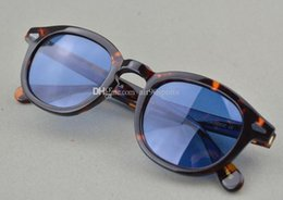 15 fotogrammi online-NUOVO stile 15 colori lenti 6 colori montatura 3 dimensioni di alta qualità lemtosh occhiali da sole da uomo e da donna con scatola originale spedizione gratuita