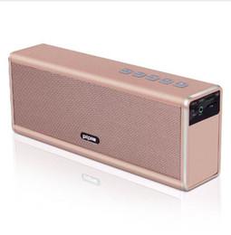 Piple S5 portátil portátil Bluetooth altavoz inalámbrico para computadora 20W manos libres portátil reproductor de música estéreo de alta fidelidad 4400mah banco de potencia woofer desde fabricantes