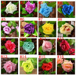 Wholesale Artificial Flower Strings - Elegant Simulation Vine Silk Cloth Fake Flower Cane Rose Romantic Wedding Decoration Artificial Hanging Wisteria Flowers String