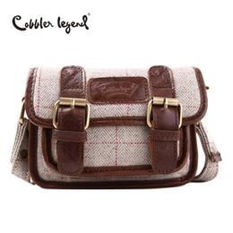 Cobbler Legend Vintage Men Messenger Bags Small Shoulder Bags Handbags  Leisure Work Travel Outing Business Designer Quality 0b7af9fbd49eb