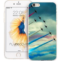 Wholesale aircraft fittings - Coque Travel Aircraft Plane Clear Soft TPU Silicone Phone Cover for iPhone X 7 8 Plus 5S 5 SE 6 6S Plus 5C 4S 4 iPod Touch 6 5 Cases.