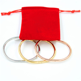 Mode 18k Or Bijoux Titane En Acier Inoxydable De Luxe Marque Élégant Vis Nail Bracelet Femmes or amour Bracelets avec Boîte d'origine ? partir de fabricateur