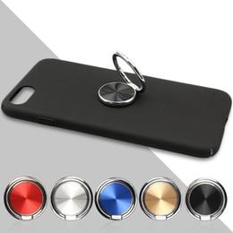 Спиновый телефон онлайн-2018 360 градусов Магнитный держатель телефона палец кольцо держатель универсальный телефон кольцо стенд в автомобиль спина для телефона Samsung универсальный SCA431