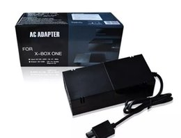 Wholesale power one supplies - new AC Adapter Charger Power Supply Cable Cord for Xbox One Free Shipping
