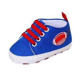Мультфильм обувь продажа онлайн-ARLONEET новорожденный мультфильм баскетбол спортивная обувь горячие продажи мода малышей мальчики мягкие повседневные квартиры обувь падение доставка 30S65