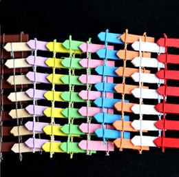 pc miniatura Sconti 2017 50 Pz Legno Fence Palisade Miniature Fata Giardino Casa Case Decorazione Mini Craft Micro Landscaping Decor Accessori Fai da te