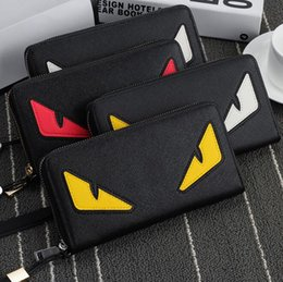 Wholesale Wholesale Mini Envelopes - college wind Mens handbag casual wallet men long handbag cell phone pocket couple purses 2017 Hot