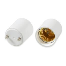 GU24 E26 E27 Soket Adaptörü Dönüştürücü, GU24 Pin Bankası Orta E26 / E27 Standart Vida Tabanı 60 adet Dönüştürme nereden gu24 adaptörler tedarikçiler
