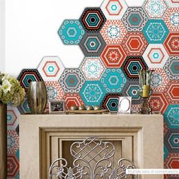 Azulejos hexagonales online azulejos de mosaico - Azulejos hexagonales ...