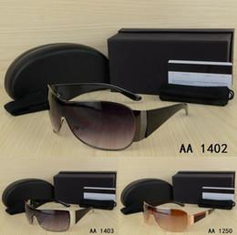 Wholesale cool wraps - Hot Bill Design Big frame Metal hemming Fashion men or woman Sunglasses with origianal box cool eyeglasses Classic Styl glasses UV400 Shades