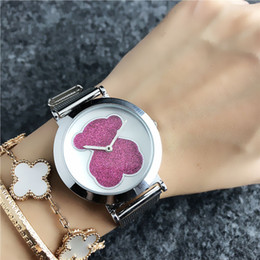 Bracelet à boucle de diamant en Ligne-Ultra mince rose or femme diamant fleur montres 2017 marque luxe infirmière dames robes femelle boucle déployante montre-bracelet cadeaux pour filles