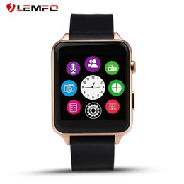 Wholesale Control Exercise - LEMFO GT88 Smart Watch Waterproof IP57 NFC Bluetooth Sports Health Exercise Fitness Tracker GPS For Android Apple iOS