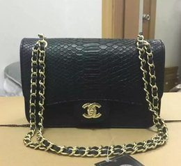 Wholesale O Bag - high quality 2017 handbag genuine leather handbags women bags o bag designer women messenger bags with chains bolsas femininas