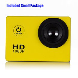 Wholesale Hd Vedio Camera - Hot selling SJ4000 sports camera actual 90 degree 1.5inch LCD sports DV HD1080P 30m waterproof outdoor action vedio camera