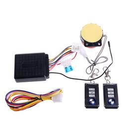 QILEJVS Moto Scooter Télécommande Antivol Moteur Démarrage Alarme Système de Sécurité ? partir de fabricateur