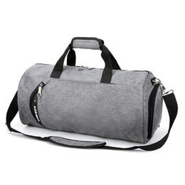 Bagagli della borsa di viaggio atletici della borsa di grande capacità nella borsa a mano di sport di funzione di Handback maschio della spalla della scuola posteriore da borse in pelle giapponese fornitori