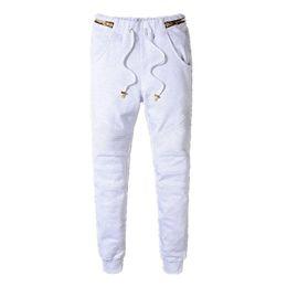 2e37d1516c Balmain Pants Chinos Skinny Jogger Camouflage Men Neue Mode Harem Pants  Lange Einfarbige Hosen Männer Hosen