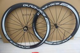 Wholesale Carbon Wheel Brake Surface - 700C Racing Bicycle carbon wheels 50mm Carbon Road Bike Wheelset clincher 23mm width with basalt brake surface