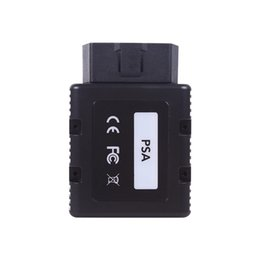 Wholesale Psa Peugeot - PSA-COM Bluetooth Interface PSACOM Diagnostic and Programming Tool for Peugeot Citroen Replacement of Lexia-3 PP2000