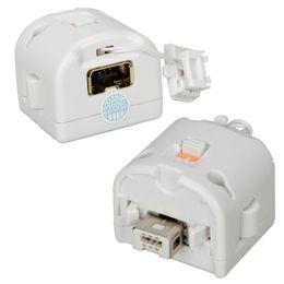 Argentina 2 x MotionPlus Adapter Sensor Motion Plus para Wii Remote Controller VGA_106 Suministro