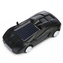 Wholesale Car Games Boys - New Pattern Originality Children Solar Energy Toy Car Energy Saving Baby Novelty Games Little Toys Good Teaching Equipment 11zt W