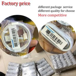 Wholesale chip price - 1M 3 ft foxconn cable 3.0OD fast charge sync usb data cable charge cord with factory chip 144 weaving metal cables factory price