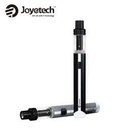 Wholesale E Cig Led - 100% Original Joyetech eGo AIO ECO Kit 650mAh with 7 colorful LED & Powered by ECO technology E-cig AIO Kit built-in battery
