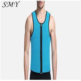 e63fa665961cb Factory Slimming Belt Belly Slimming Vest Body Shaper for Man Neoprene  Abdomen Tummy Shaperwear Waist Sweat Corset Weight Loss