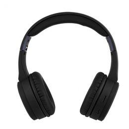 Casque bluetooth batterie rechargeable en Ligne-Casque stéréo Bluetooth pliable avec casque et support de tête TF / FM / AUX Batterie rechargeable intégrée 400mAh