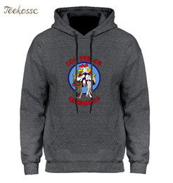 2474e60ec03 Breaking Bad Hoodie LOS POLLOS Hermanos Hoodies Chicken Brothers Sweatshirt  Men 2018 Winter Autumn Hooded Hipster Cartoon Hoody