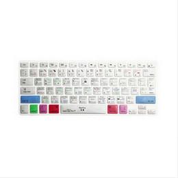 "Wholesale Pro Imac - Logic Pro X Keyboard Cover Shortcut Printed Cover for MacBook Air Pro Retina 13"" 15"" 17"" iMac Wireless & MacBooks"