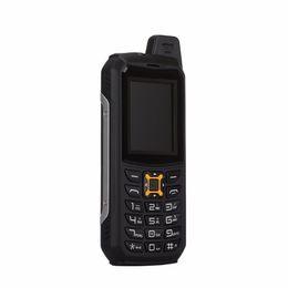 Wholesale Screen Quad Band Dual Sim - iMAN S2 IP68 Waterproof Dustproof Shockproof Phone Quad Band 64M+64M 2MP Flashlight Power bank 2200mAh qwerty mobile phone