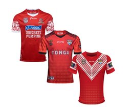 taza de prueba Rebajas TONGA RUGBY LEAGUE WORLD CUP HOME JERSEY 18 Nueva Zelanda TONGA rugby Jerseys TONGA RUGBY LEAGUE 2018 PACIFIC TEST JERSEY talla S-3XL