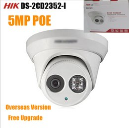 Wholesale Hd Ds - Hikvision 5MP IP Camera DS-2CD2352-I Full HD Night vision IR cctv Camera Replace DS-2CD2355-I DS-2CD2155F-IS web cam