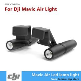 Luz de la lámpara PGYTECH Mavic Air Led sin batería. Guía de búsqueda de luz de luz Luz en la noche para accesorios de DJI mavic air desde fabricantes