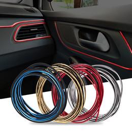 Deutschland 5M Auto-Streifen-Formteil für Audi A4 B5 B6 B8 A6 C5 C6 A3 A5 Q3 Q5 Q7 BMW E46 E39 E36 E60 E34 E30 F30 X5 E53 Styling Zubehör Versorgung