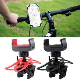 handyausrüstung Rabatt Multifunktionale Bike Mount Universal Handy Fahrrad Rack Lenker Motorrad Halter Cradle Fahrrad Reiten Ausrüstung