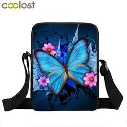 Wholesale kids crossbody bags - Beautiful Shoulder Bag Butterfly Women Mesenger Bags Ladies Handbags Crossbody Bag For Girls Children Travel Bags Kids Gift