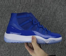 free shipping brand new unisex sale marketable Casual - Women's Kicks AR11s Royal Blue White With Black Jumpman Logo And Original Box For Sale best cheap best wholesale MyI2H