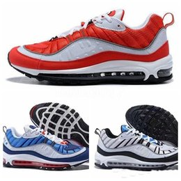 2cde860b1f1 2018 98 Gundam Tour Yellow Running Shoes Sneakers 20th anniversary 98s OG  3M luminous maxes authentic 97 95 Trainers 1 Sneakers discount max 98