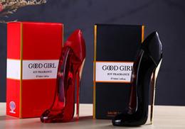 Canada 18ss Chaude acheter top luxe talon haut forme 80ML bonne odeur déesse parfum parfum floral de longue durée (3 couleurs) livraison gratuite Offre