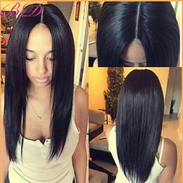 Pelos humanos agradables online-Precio más barato Niza Paquetes de cabello recto Brasileño de la virgen Tejido del pelo humano Extensiones de tejido 100 g Pieza Sin procesar Paquetes de cabello virgen