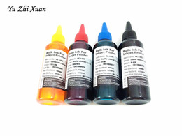 mutoh printers Promo Codes - 100ml 4 pcs universal dye ink for for Canon Brother Mutoh Ricoh all desktop printers refill dye ink
