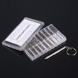 2019 occhiali da dado Micro Occhiali da sole Occhiali da vista Telefono Tablet Viti minuscole Kit di strumenti di riparazione cacciavite multifunzione a dadi occhiali da dado economici