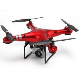 2019 altura de la cámara Cámara RC Drone Helicóptero Juguetes de Control Remoto WiFi FPV Drone 0.3MP HD Cámara Quadcopter One Key Auto Return Altura Holding rebajas altura de la cámara