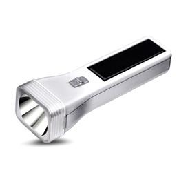 Canada YAGE-3895/3897 LED Lampe solaire Engergy Recharge Rechargeable Torche Portable Lumière Lanterne 2-mode Led Linterna Lampe Torche Offre
